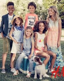 20% rabatu na całe zakupy z działu dziecięcego w  H&M!