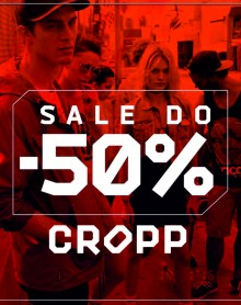 SALE do -50% w CROPP!!