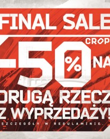 CROPP FINAL SALE