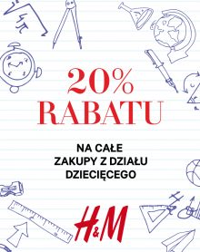 H&M Ostatnie dni promocji!