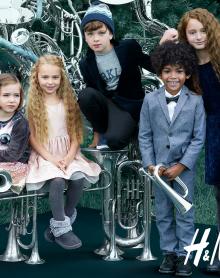 H&M Zimowo-świąteczna kolekcja dla dzieci!