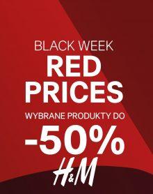 H&M Zaczynamy Black Week – tydzień niskich cen!