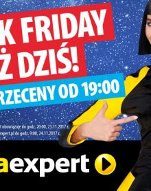 MEDIA EXPERT Black Friday już dziś!