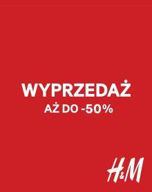 H&M Zimowa wyprzedaż w H&M!
