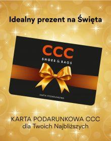 CCC Idealny prezent na Święta!
