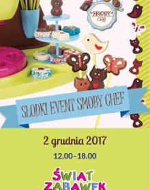ŚWIAT ZABAWEK  Słodki Event!