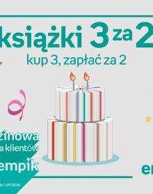 EMPIK Urodzinowa oferta!
