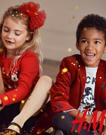 H&M Świętujemy z Myszką Mickey!