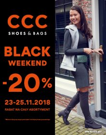 BLACK WEEKEND W CCC