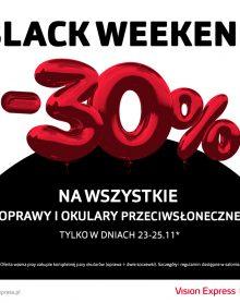 VISION EXPRESS Black Weekend