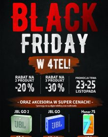 4 TEL BLACK FRIDAY