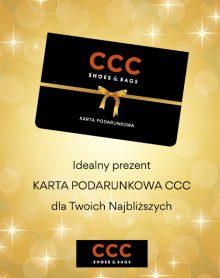 CCC Karta podarunkowa