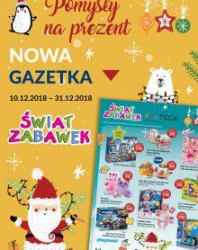 ŚWIAT ZABAWEK Gazetka Gwiazdkowa
