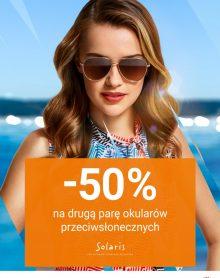 VISION EXPRESS -50% na drugą parę !