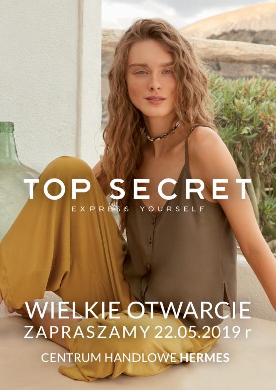 TOP SECRET – OTWARCIE