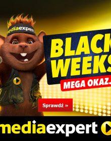MEDIA EXPERT – Mega Okazje! Black Weeks