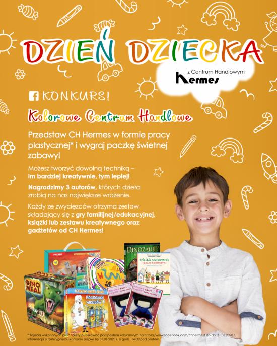 Kolorowe Centrum Handlowe – KONKURS!